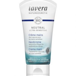 afbeelding Lavera Neutral Handcreme/hand Cream F-d (50ml)
